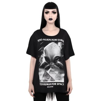 t-shirt women's - Don't Belong Relaxed - KILLSTAR, KILLSTAR