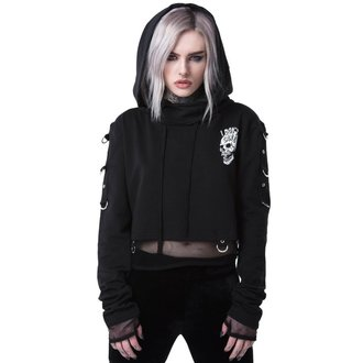 hoodie women's - DON'T Care - KILLSTAR