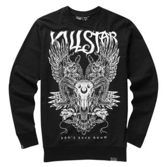 sweatshirt (no hood) men's - Don't Back Down - KILLSTAR