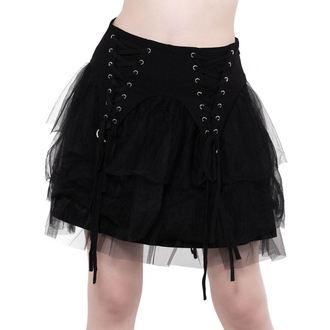 Women's skirt KILLSTAR - Doom Doll - BLACK, KILLSTAR