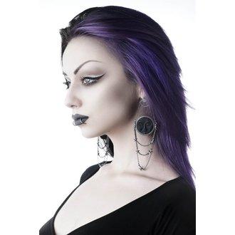 Earrings KILLSTAR - Dreaming Moon - SILVER, KILLSTAR