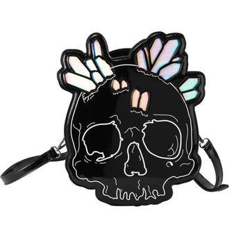 Backpack (handbag) KILLSTAR - Druzy - BLACK, KILLSTAR