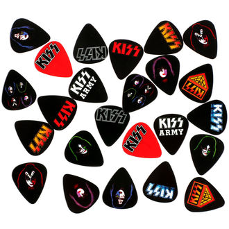 Plectrums Kiss - PERRIS LEATHERS, PERRIS LEATHERS, Kiss