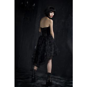 Women's dress PUNK RAVE - Black Nymph - Q-134