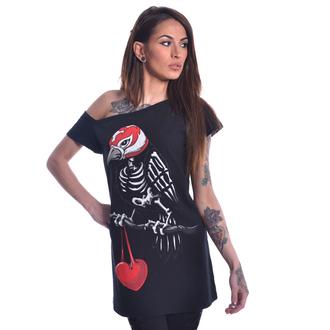 t-shirt women's - WWBIRD OFF SHOULDER - VIXXSIN, VIXXSIN