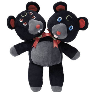 Soft toy KILLSTAR - Duality - BLACK, KILLSTAR