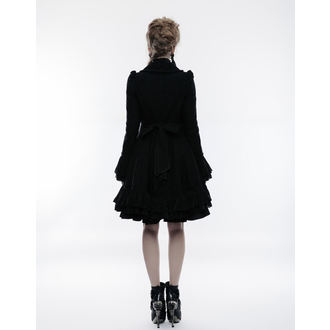 Women's coat PUNK RAVE - Gothic Lily, PUNK RAVE
