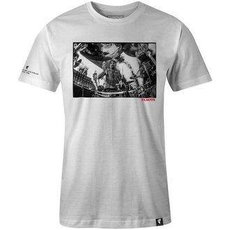 t-shirt street men's - DRUMS DRUMS DRUMS - FAMOUS STARS & STRAPS, FAMOUS STARS & STRAPS