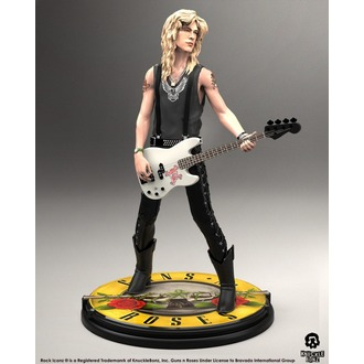 Figure Guns N' Roses - Duff McKagan - Rock Iconz - KNUCKLEBONZ, KNUCKLEBONZ, Guns N' Roses