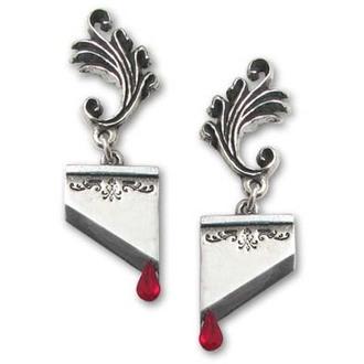 earrings Marie Antoinette - ALCHEMY GOTHIC - E310