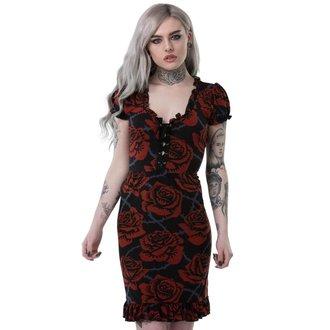 Dress Women's KILLSTAR - EDEN DOLL - BLACK, KILLSTAR