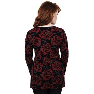 Sweater Women's KILLSTAR - EDEN - BLACK, KILLSTAR