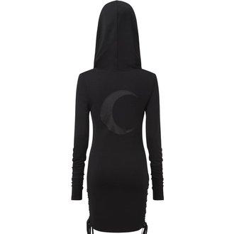 Dress Women's KILLSTAR - ELEANOR - BLACK, KILLSTAR