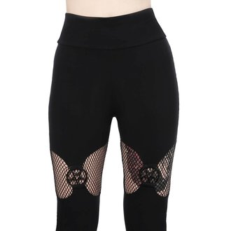 Women's Leggings KILLSTAR - ELECTRA - BLACK, KILLSTAR