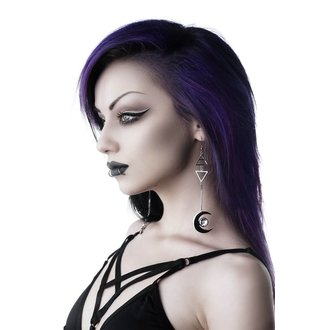 Earrings KILLSTAR - Elemental - SILVER, KILLSTAR
