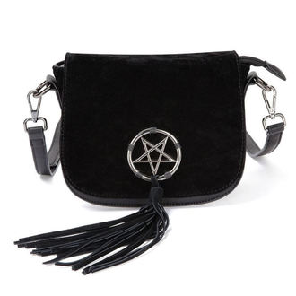 handbag (bag) KILLSTAR - Ember - Black, KILLSTAR