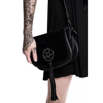 handbag (bag) KILLSTAR - Ember - Black, KILLSTAR