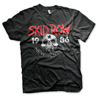 t-shirt metal men's Skid Row - New Jersey - HYBRIS, HYBRIS