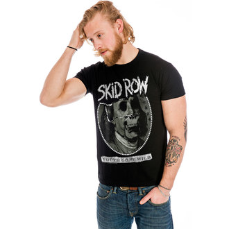 t-shirt metal men's Skid Row - Youth Gone Wild - HYBRIS, HYBRIS