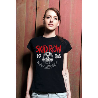 t-shirt metal women's Skid Row - New Jersey - HYBRIS, HYBRIS