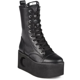 wedge boots women's - ETERNAL ECLIPSE - KILLSTAR