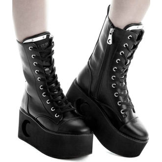 wedge boots women's - ETERNAL ECLIPSE - KILLSTAR, KILLSTAR