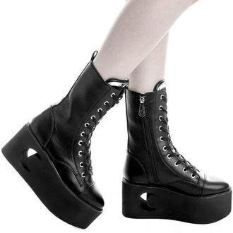 wedge boots women's - ETERNAL ECLIPSE - KILLSTAR
