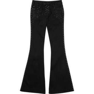 Women's trousers KILLSTAR - Evanora Flares - KSRA000888