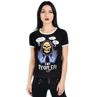 T-Shirt women's - EW People Ringer - KILLSTAR - KSRA002089