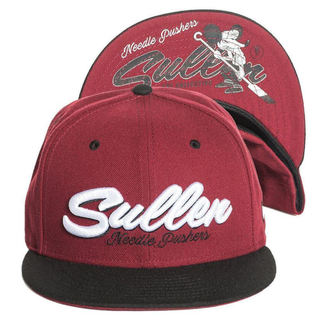 Cap SULLEN - NEEDLE PUSHER - BURGUNDY, SULLEN