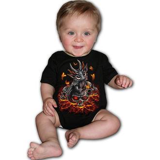 Children's bodysuit SPIRAL - STRANDED, SPIRAL