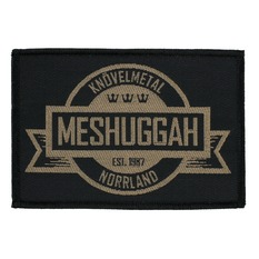 patch MESHUGGAH - CREST - RAZAMATAZ - SP2963