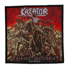 patch KREATOR - PHANTOM ANTICHRIST - RAZAMATAZ - SP2867