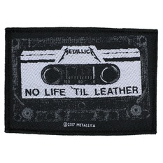 patch METALLICA - NO LIFE 'TILL LEATHER - RAZAMATAZ, RAZAMATAZ, Metallica