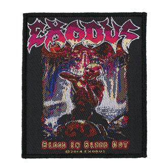 patch EXODUS - BLOOD IN BLOOD OUT - RAZAMATAZ, RAZAMATAZ, Exodus