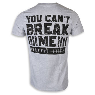 t-shirt metal men's Parkway Drive - You Can't Break Me - KINGS ROAD, KINGS ROAD, Parkway Drive