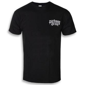 t-shirt metal men's Parkway Drive - Burn Your Heaven - KINGS ROAD, KINGS ROAD, Parkway Drive