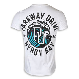 t-shirt metal men's Parkway Drive - Wave - KINGS ROAD, KINGS ROAD, Parkway Drive