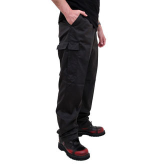 Pants Men' SURPLUS - HOSE UBERGROSE - SCHWARZ, SURPLUS