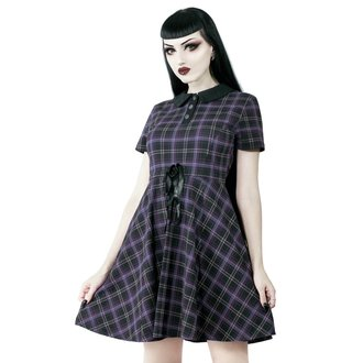 Women's dress KILLSTAR - Feri - TARTAN, KILLSTAR