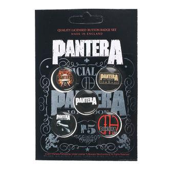 Badges Pantera - 101 Proof - RAZAMATAZ, RAZAMATAZ, Pantera