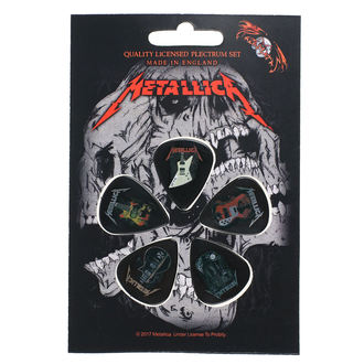 Picks Metallica - Guitars - RAZAMATAZ, RAZAMATAZ, Metallica