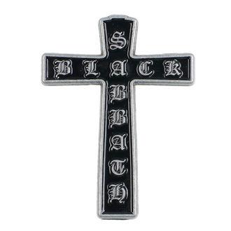 Tack Black Sabbath - Cross Metal - RAZAMATAZ, RAZAMATAZ, Black Sabbath