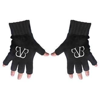 Fingerless gloves Black Veil Brides - Logo - RAZAMATAZ, RAZAMATAZ, Black Veil Brides