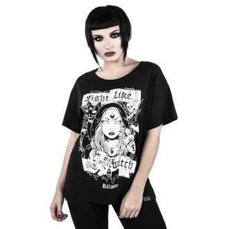 t-shirt men's - FIGHT LIKE A WITCH - KILLSTAR, KILLSTAR