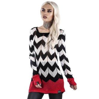 Sweater Women's KILLSTAR - FIREWALK - BLACK, KILLSTAR