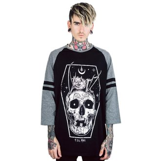 t-shirt men's - Fly- BLACK - KILLSTAR, KILLSTAR