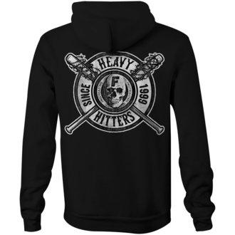 hoodie men's - HEAVY HITTER - FAMOUS STARS & STRAPS, FAMOUS STARS & STRAPS