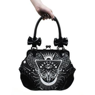 Purse (Handbag) KILLSTAR - FOXGLOVE - BLACK, KILLSTAR