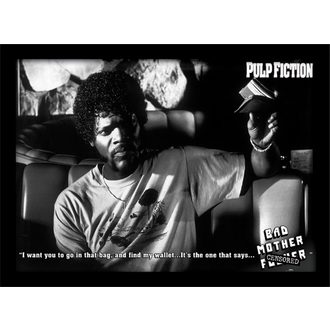 Framed poster Pulp Fiction - (&&string0&&) - PYRAMID POSTERS - FP10495P